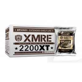 XMRE 2200XT 24HR – CASE OF 8 MEALS FRH