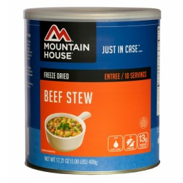 Beef Stew #10 Can