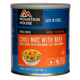 Mountain House #10 Can - Chili Mac (30128)