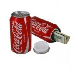 Coke Can Safe