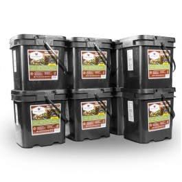 Wise Foods -  Freeze Dried Meat 480 Servings