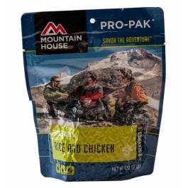 Mountain House - Rice & Chicken 16 oz.