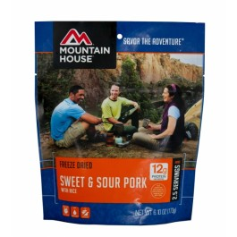 Mountain House - Sweet & Sour Pork Pouch