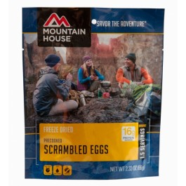 Mountain House - Precooked Scrambled Eggs