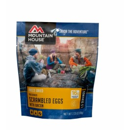Mountain House - Eggs with Bacon - Pouch