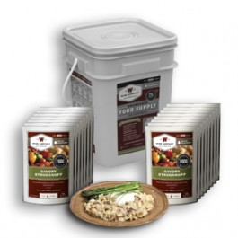 Wise Foods - 60 Servings Bucket