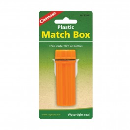 Plastic Match Box
