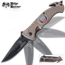Ridge Runner Don't Tread on Me Assist Folder