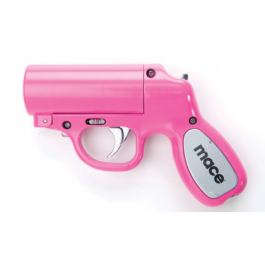 Mace Pink Pepper Gun w/LED light