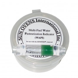 Water Pasteurization Indicator (WAPI)