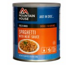 Mountain House #10 Can - Spaghetti With Meat Sauce