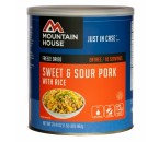 Mountain House #10 Can - Sweet & Sour Pork w/ Rice