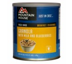 Mountain House #10 Can - Granola w/ Blueberries & Milk (30449)