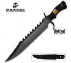 United Cutlery Marine Force Recon Night Stalker Bowie Knife