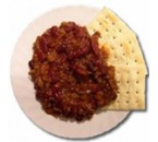 MRE Star Vegetarian Chili