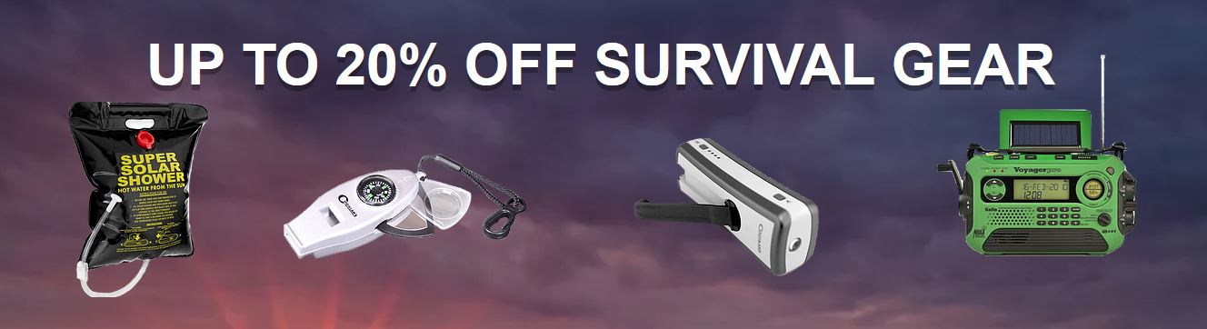 Survival Gear Sale