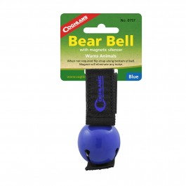 Blue Magnetic Bear Bell