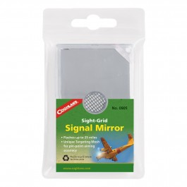 Coghlans Sight Grid Signal Mirror