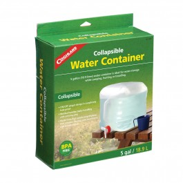 1205 - Collapsible Water Container