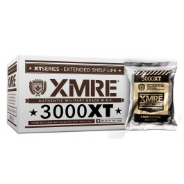 XMRE 3000XT 24HR – CASE OF 4 MEALS FRH
