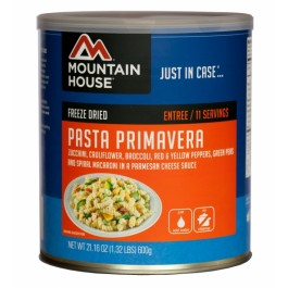 Mountain House #10 Can - Pasta Primavera