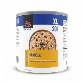 Mountain House #10 Can - Granola w/ Blueberries & Milk