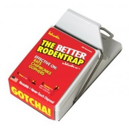 The Better Rodent trap