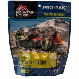 Mountain House - Scrambled Eggs with Bacon