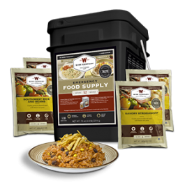 Wise Foods - 52 Serving Wise Prepper Pack