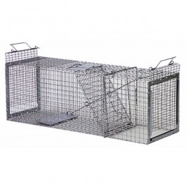 Safeguard 53000 Universal Live Cage Trap w/ built in nose cone