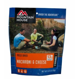 Mountain House - Macaroni & Cheese - Pouch