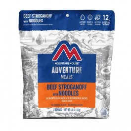 Mountain House - Freeze Dried Beef Stroganoff pouch