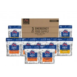 Just In Case...® 3 Day Emergency Food Supply