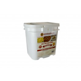 Survival Cave Food - 90 Servings Bucket