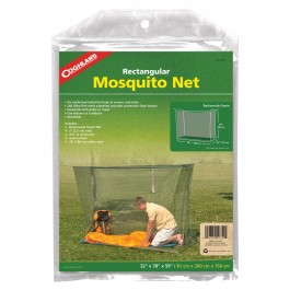 Backwoods Mosquito Net- Single Green
