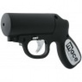 Mace Black Pepper Gun w/LED light