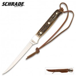 Schrade Walleye Fillet Knife