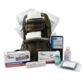 Elite Tactical Trauma Kit #3 First Aid Kit Set