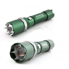 Q5 1000LM tactical Attack LED Torch survival flashlight