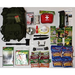 BackPack Bug-Out-Bag!