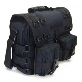 Day Bag with Handgun Concealment – Holds up to 13″ computer