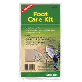 Coghlan's Foot Care Kit Moleskin