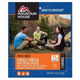 Mountain House - Fusilli Pasta with Italian Sausage