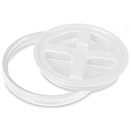 Gamma Seal Lid White