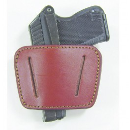 Belt Slide Holster – fits small to medium frame auto handguns