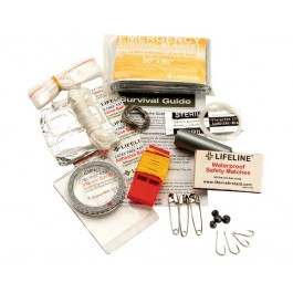 Lifeline Weather-Resistant Survival Kit
