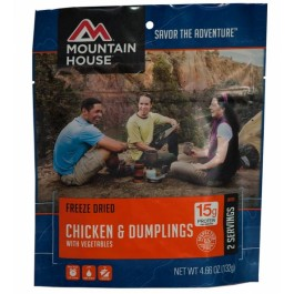 Mountain  House Chicken and Dumplings