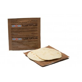 MRE Star - Flour Tortillas (2pk)
