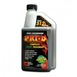 PRI-D 32oz  Bottle Diesel Fuel Additive