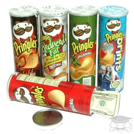 Can Safe - Pringles Can